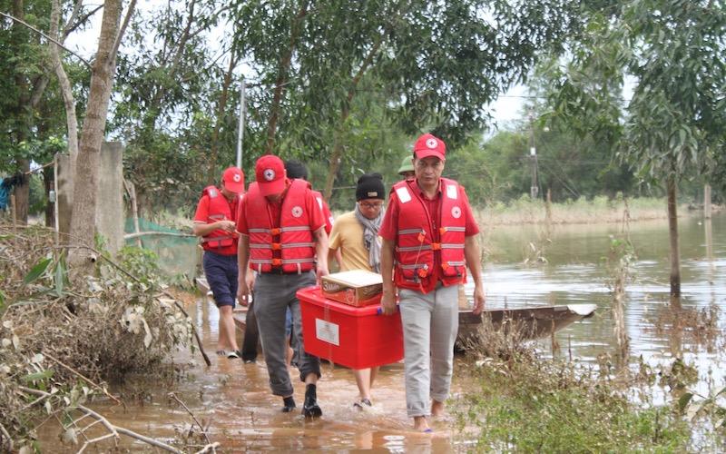 Cứu trợ cần an toàn, đúng đối tượng, đúng nhu cầu -0