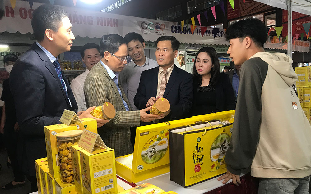 Giới thiệu sản phẩm OCOP Quảng Ninh tại Hà Nội -0