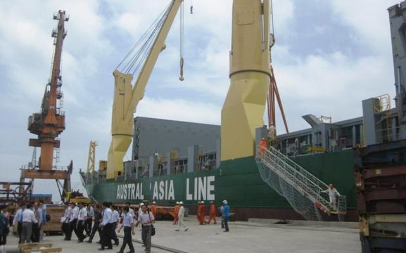 Thêm cảng tổng hợp trong hệ thống cảng biển Nghi Sơn -0