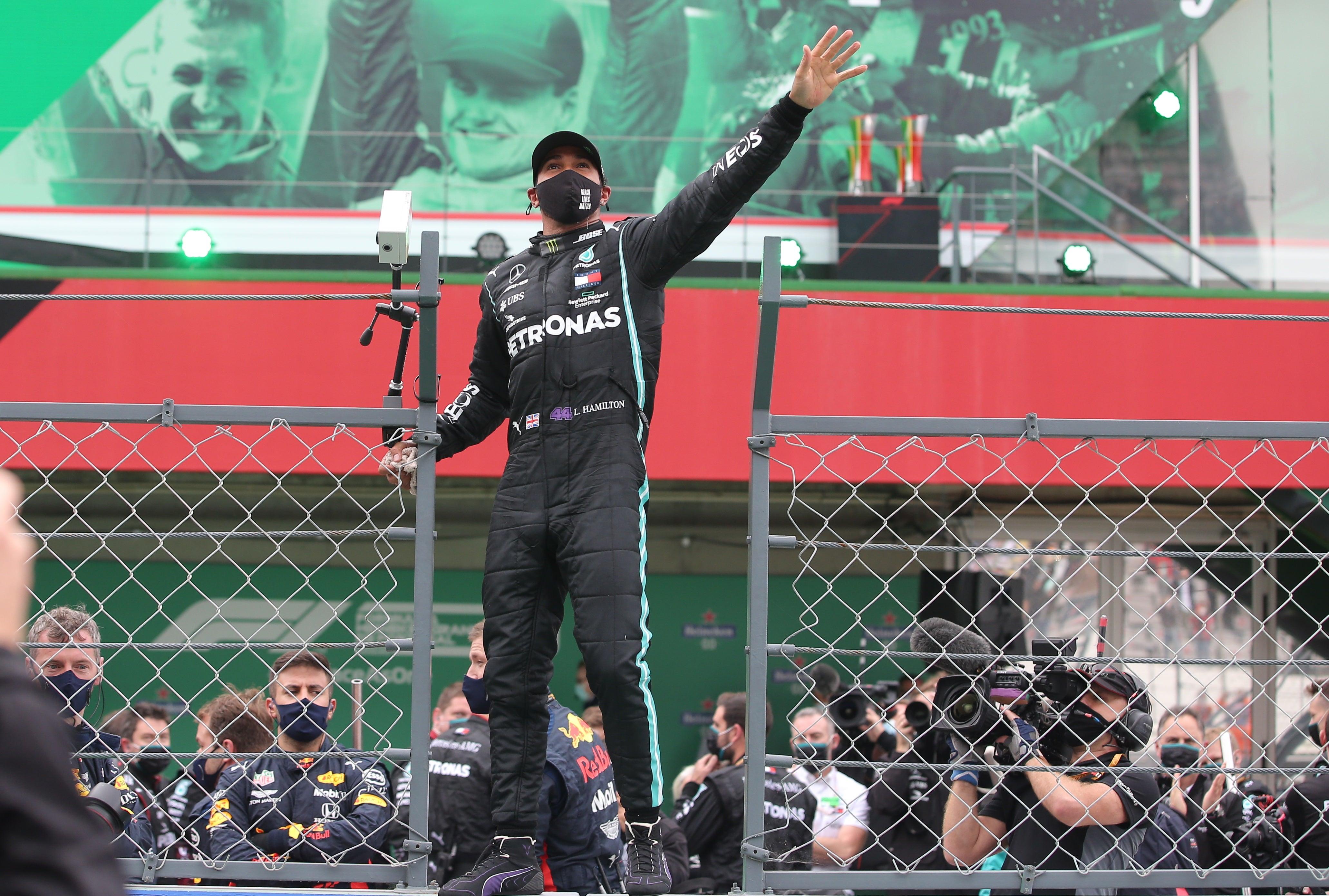 F1 chào đón vị vua mới -0