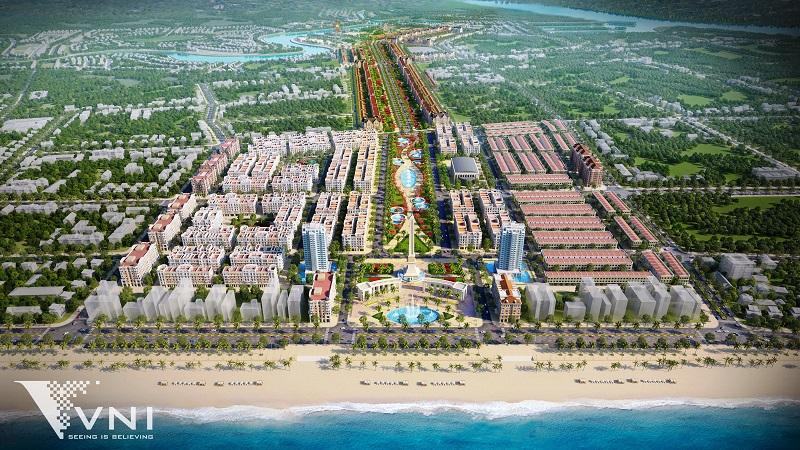 Triển khai dự án trọng điểm về du lịch, đô thị ở Sầm Sơn -0
