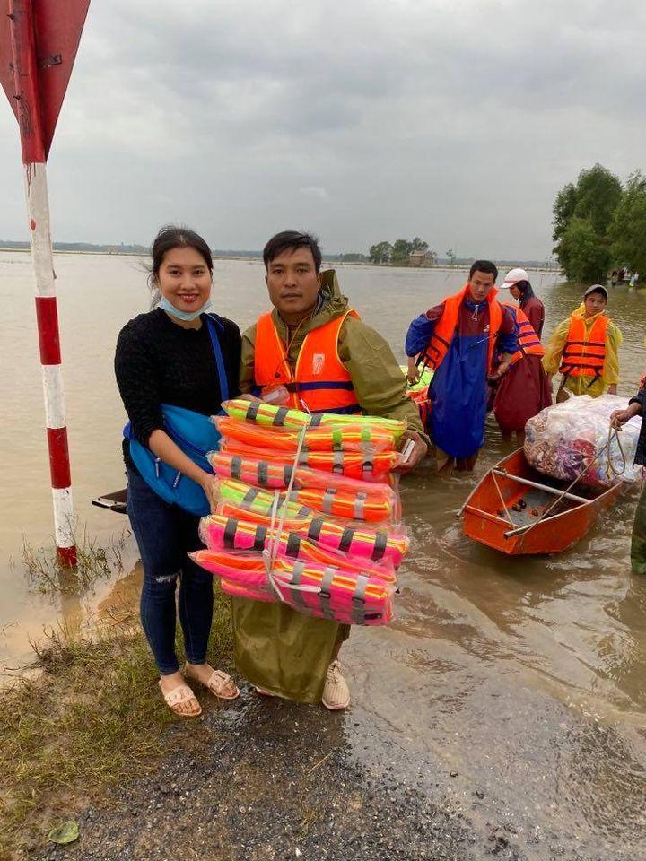 Cộng đồng Việt tại Úc hướng về miền trung -0