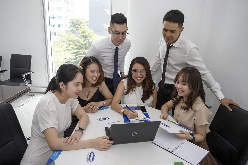 Vinamilk giữ vững phong độ ba năm liền là nơi làm việc tốt nhất Việt Nam -0