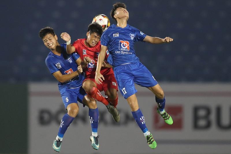 Vòng chung kết Giải bóng đá U15 quốc gia - Next Media 2020: PVF vô địch xứng đáng -0