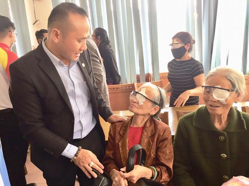 HDBank tiếp tục tài trợ phẫu thuật cho 300 bệnh nhân nghèo -0