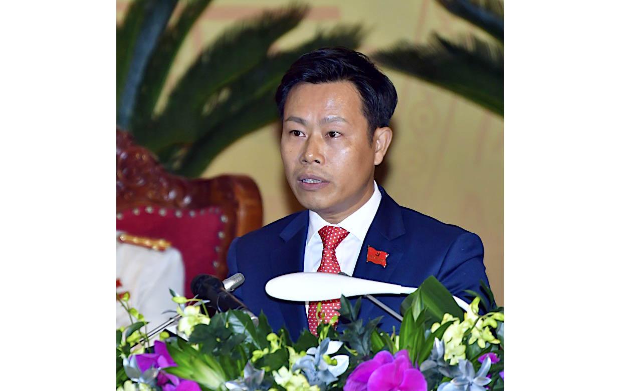Khai mạc Đại hội Đảng bộ tỉnh Cà Mau lần thứ 16 -0