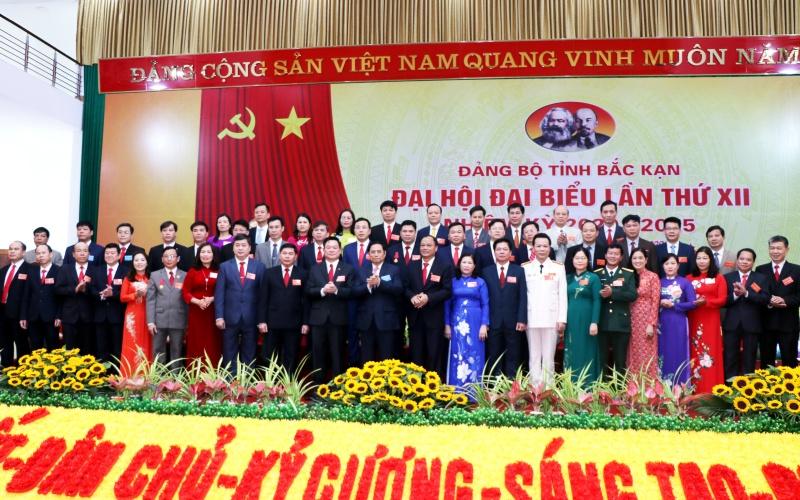 Bế mạc Đại hội đại biểu Đảng bộ tỉnh Bắc Kạn lần thứ 12 -0