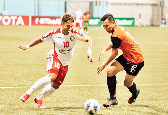 Thử thách cho các đội bóng Việt  -0