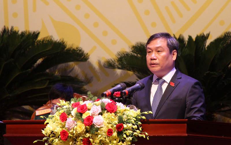 Đại hội Đảng bộ tỉnh Quảng Bình lần thứ 17 kết thúc tốt đẹp -0