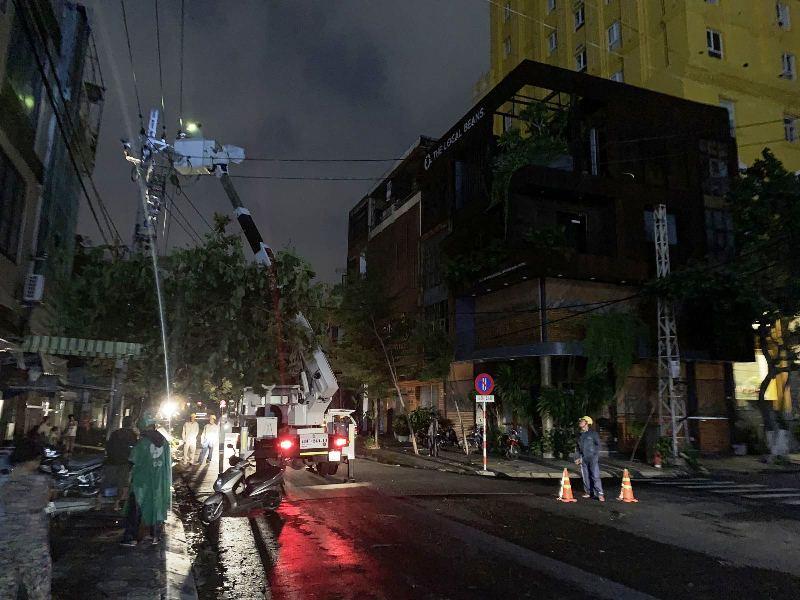 Khẩn trương khắc phục hậu quả mưa bão -0