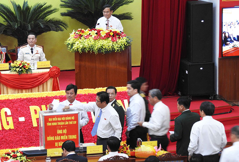 Ninh Thuận phấn đấu đến năm 2025 là tỉnh phát triển khá của khu vực và cả nước -0