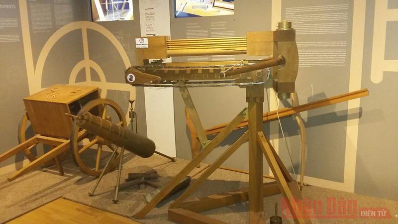 Kỳ 6: Những sáng chế diệu kỳ từ thế giới cổ đại -0