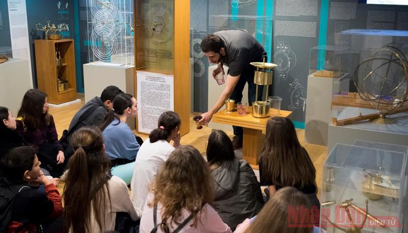 Kỳ 6: Những sáng chế diệu kỳ từ thế giới cổ đại -1