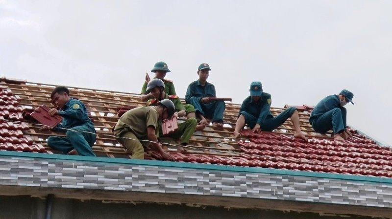 Phú Yên khẩn trương khắc phục thiệt hại, ổn định đời sống người dân -0
