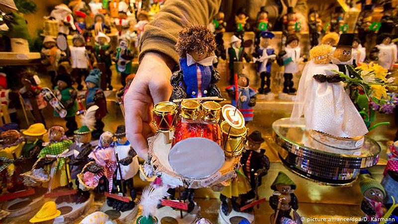 Vì Covid-19, Chợ Giáng sinh Nuremberg hoãn tổ chức lần đầu trong 73 năm -0