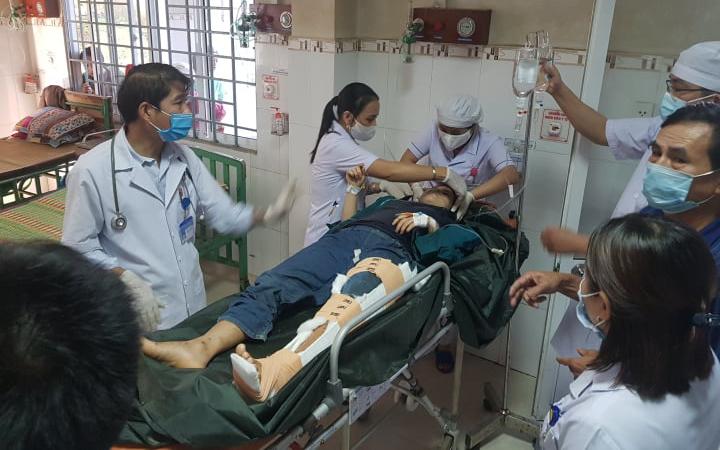 Tìm được 33 người còn sống, 14 người còn mất tích trong vụ sạt lở đất ở Nam Trà My -0