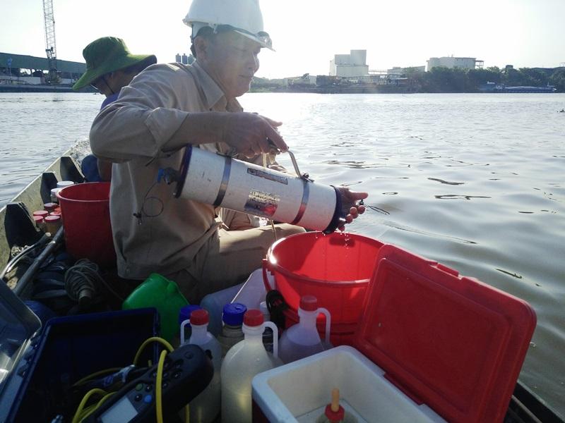 Ô nhiễm hữu cơ và sắt hòa tan trên lưu vực sông Đồng Nai có dấu hiệu gia tăng -0