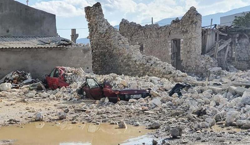 Ít nhất 19 người chết, 800 người bị thương sau trận động đất tại Hy Lạp, Thổ Nhĩ Kỳ -0