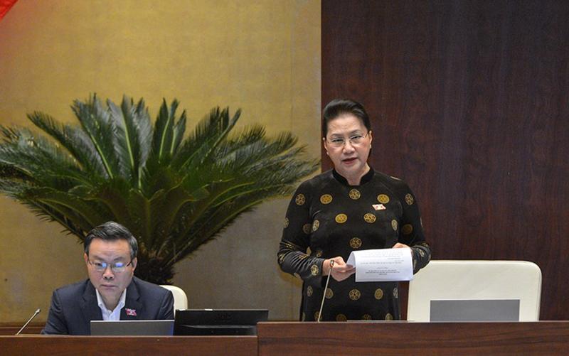Quốc hội tiến hành đợt họp tập trung Kỳ họp thứ 10 -0