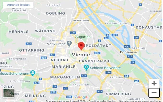 Tiến công khủng bố ở Áo, hai người chết và 15 người bị thương -0