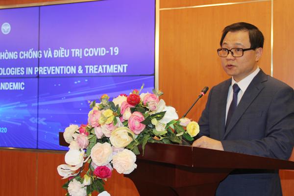 Làm chủ công nghệ giúp Việt Nam kiểm soát thành công đại dịch -0