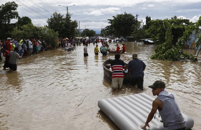 Bão Eta càn quét Trung Mỹ, ít nhất 57 người thiệt mạng -0
