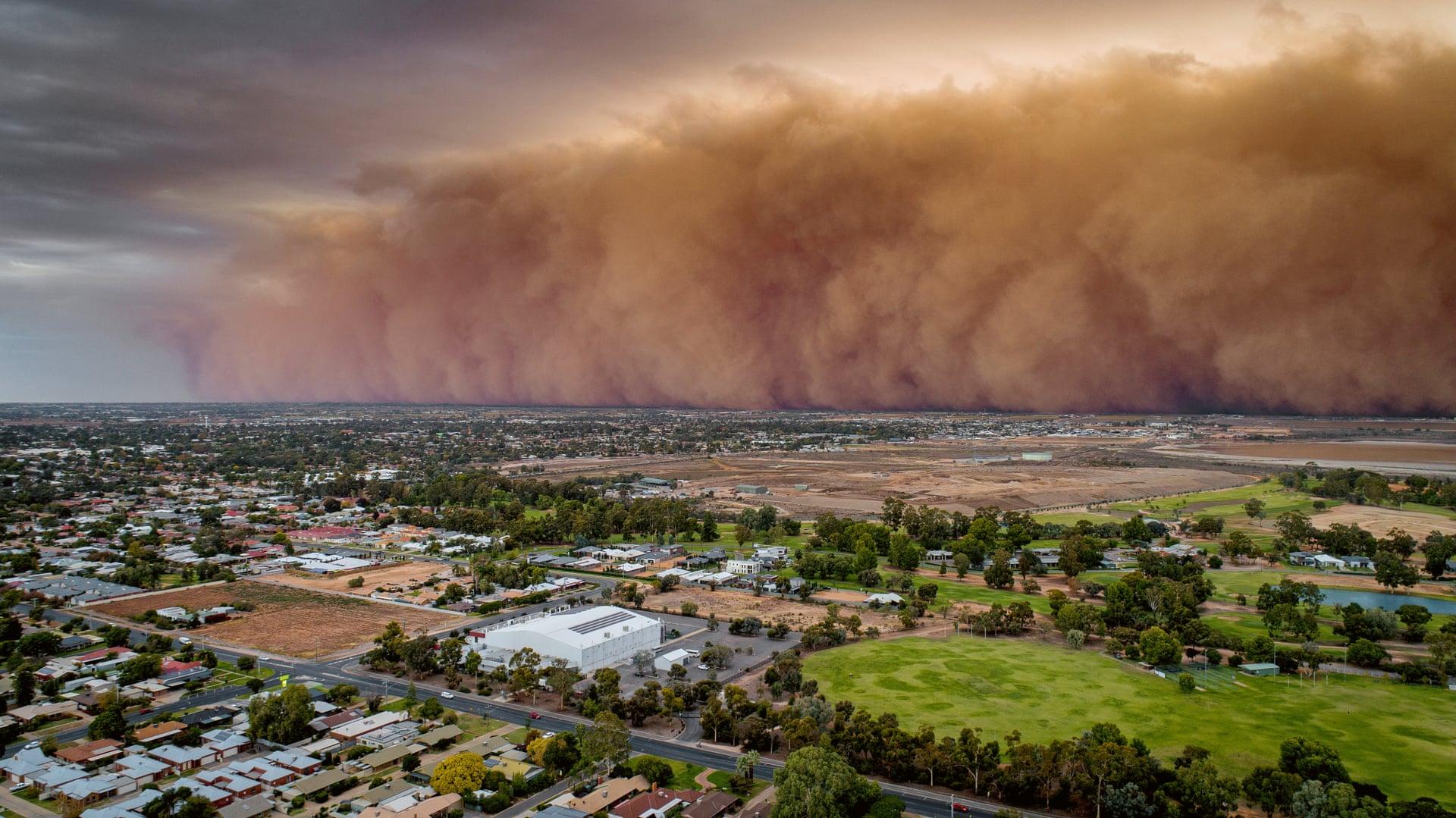 Bộ lịch thời tiết năm 2021 của Australia -0