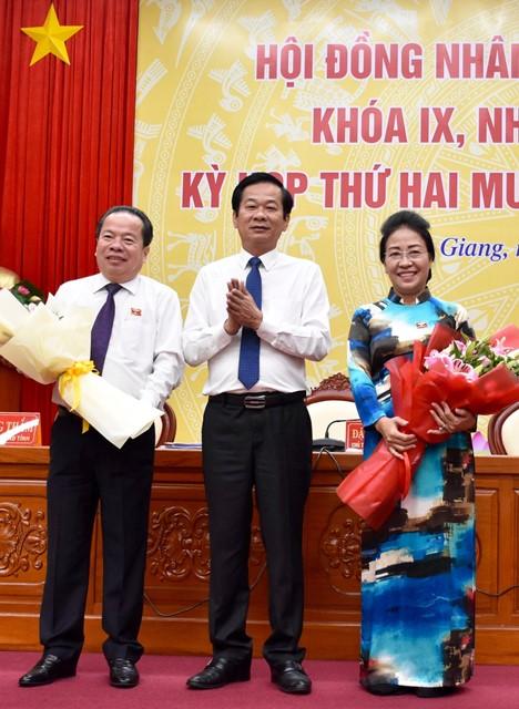 Ông Lâm Minh Thành được bầu giữ chức Chủ tịch UBND tỉnh Kiên Giang -0