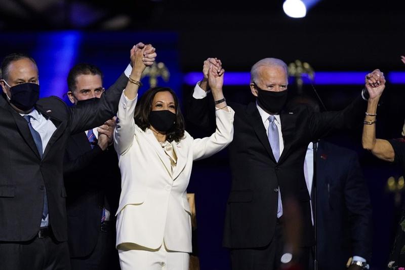 Ông Joe Biden tuyên bố chiến thắng trong cuộc bầu cử Tổng thống Mỹ -0