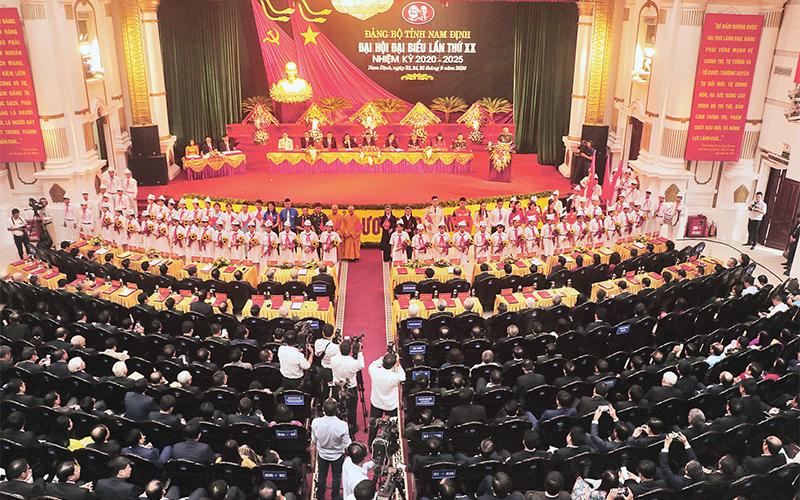 Dấu ấn thành công từ Đại hội Đảng bộ các tỉnh, thành phố -0