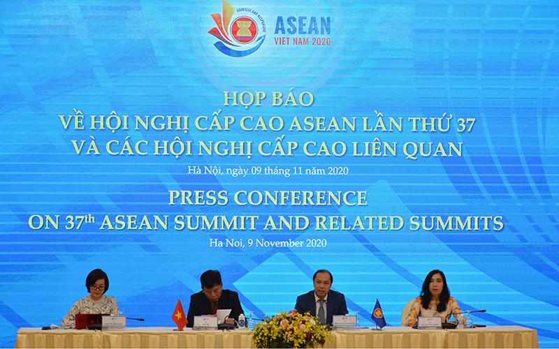Chung tay vì một Cộng đồng ASEAN gắn kết và chủ động thích ứng -0
