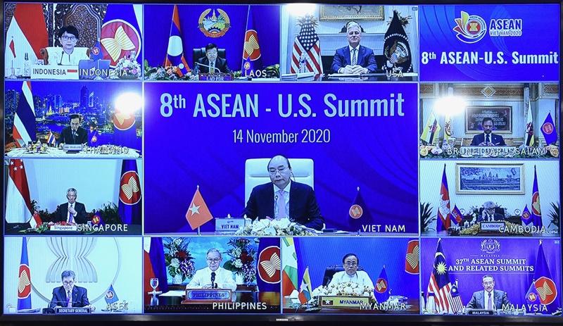 Hoa Kỳ là đối tác kinh tế và đối tác phát triển quan trọng của ASEAN -0