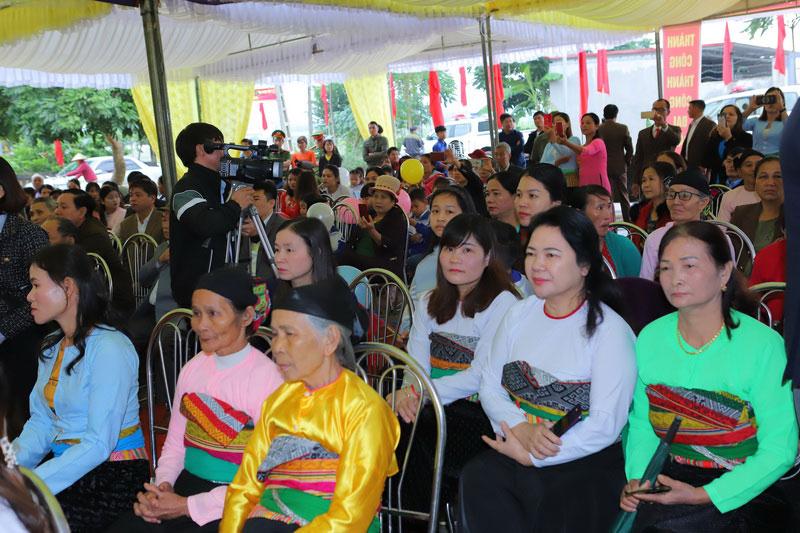 Trưởng Ban Tổ chức Trung ương Phạm Minh Chính dự Ngày hội Đại đoàn kết toàn dân tộc ở Thanh Hóa -0