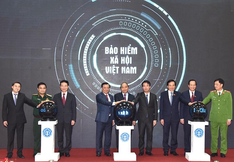 Thủ tướng dự lễ công bố ứng dụng