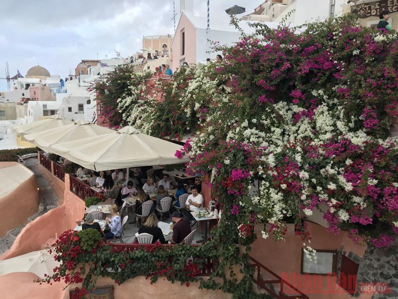 Kỳ 8: Santorini - Lạc lối ở thiên đường -0
