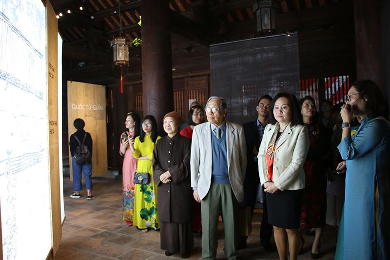 Trưng bày tài liệu, hiện vật về thầy giáo Chu Văn An -0