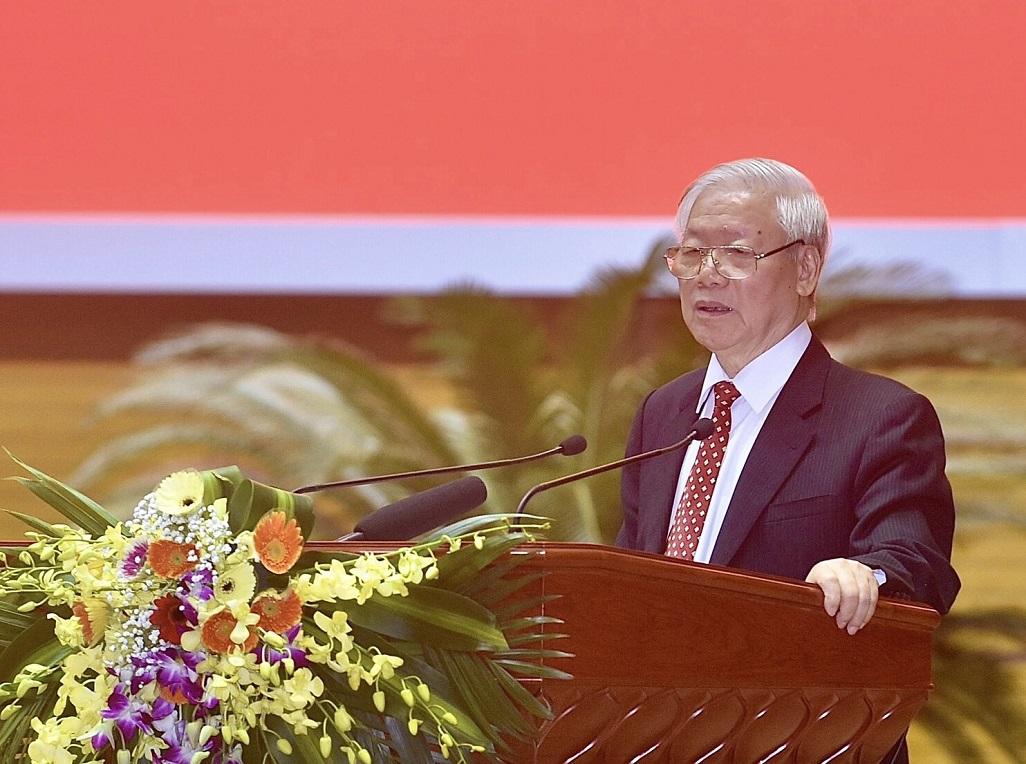 Hội nghị cán bộ toàn quốc tổng kết công tác tổ chức đại hội đảng bộ các cấp -0