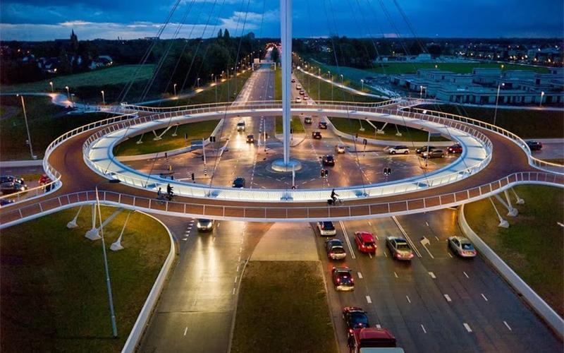 Cách nào để các thành phố thân thiện hơn với xe đạp? Bài học hữu ích từ Hà Lan -0