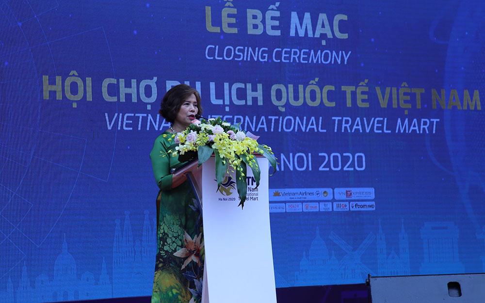 Bế mạc Hội chợ Du lịch quốc tế VITM 2020: Khép lại khó khăn, mở ra thành công mới -0