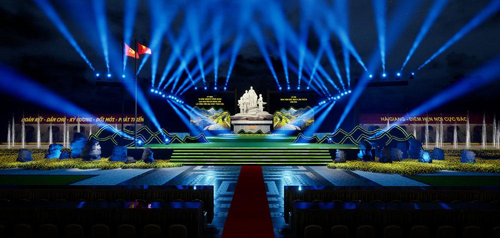 Lễ hội hoa Tam giác mạch tỉnh Hà Giang lần thứ VI: