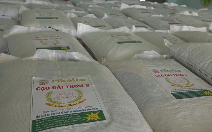 10 tấn gạo hỗ trợ người dân Quảng Ngãi bị ảnh hưởng của bão số 9 -0