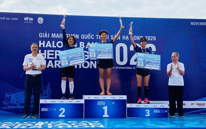 Hơn 2.500 vận động viên tham gia Giải Marathon bên bờ Di sản vịnh Hạ Long -0
