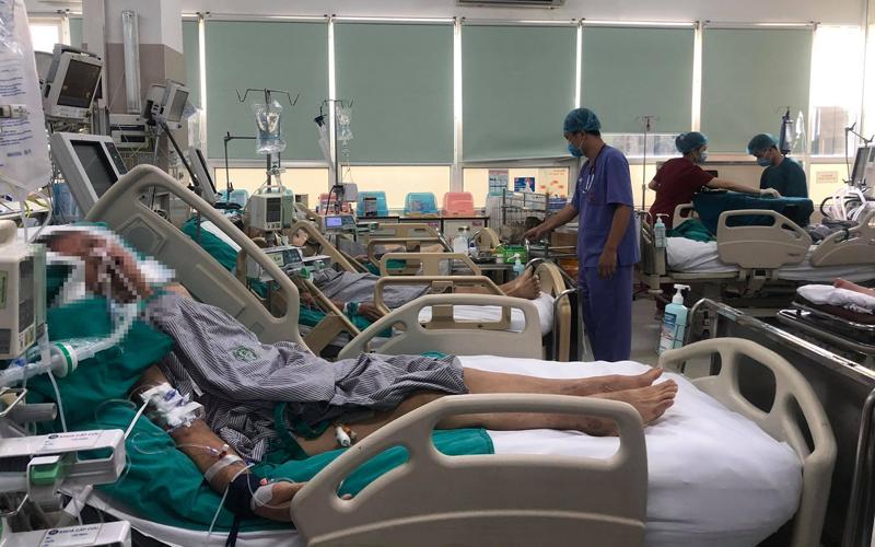 Kháng kháng sinh gia tăng ở nhiều tuyến cơ sở y tế -0