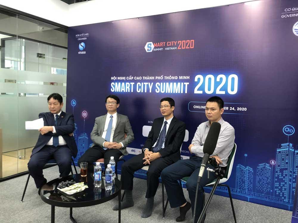 Phát triển đô thị thông minh là chuyển đổi số cho đô thị -0