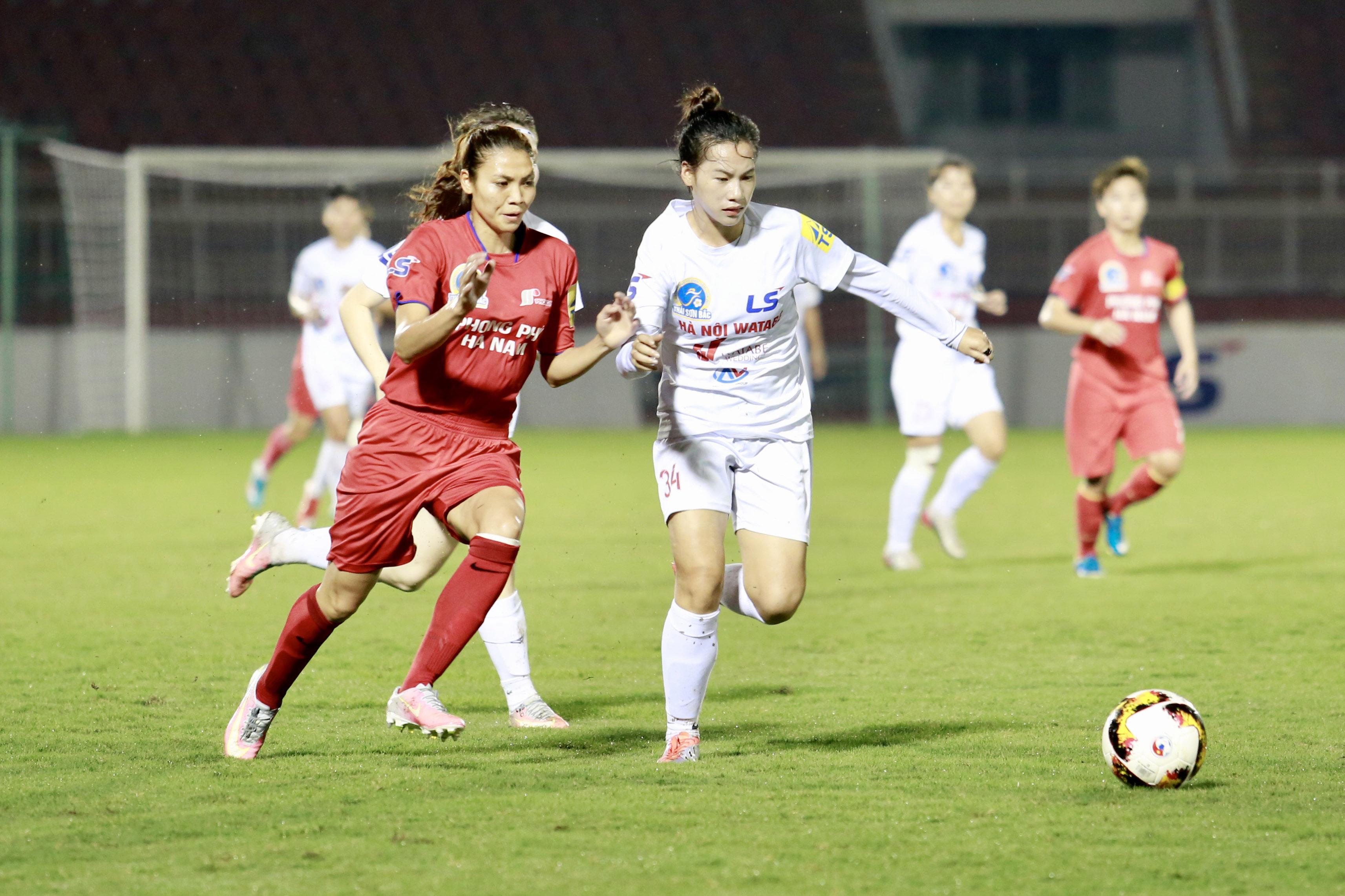 Hà Nội I Watabe có ngôi đầu, PP Hà Nam giành ba điểm -0