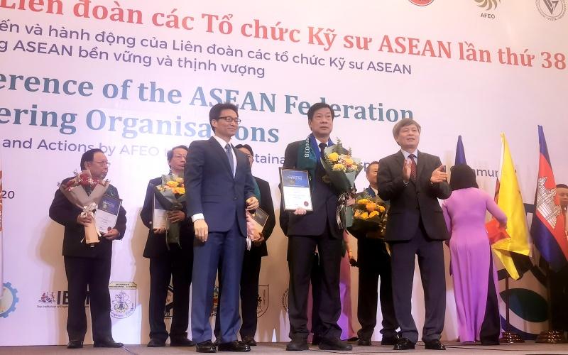 Tăng cường hợp tác giữa các khối kỹ sư ASEAN vì sự phát triển bền vững -0