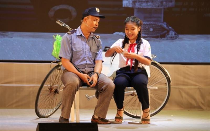 Tìm kiếm tài năng trẻ diễn viên cải lương toàn quốc 2020 -0