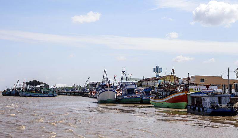 Sóc Trăng chú trọngphát triển kinh tế cảng biển -0