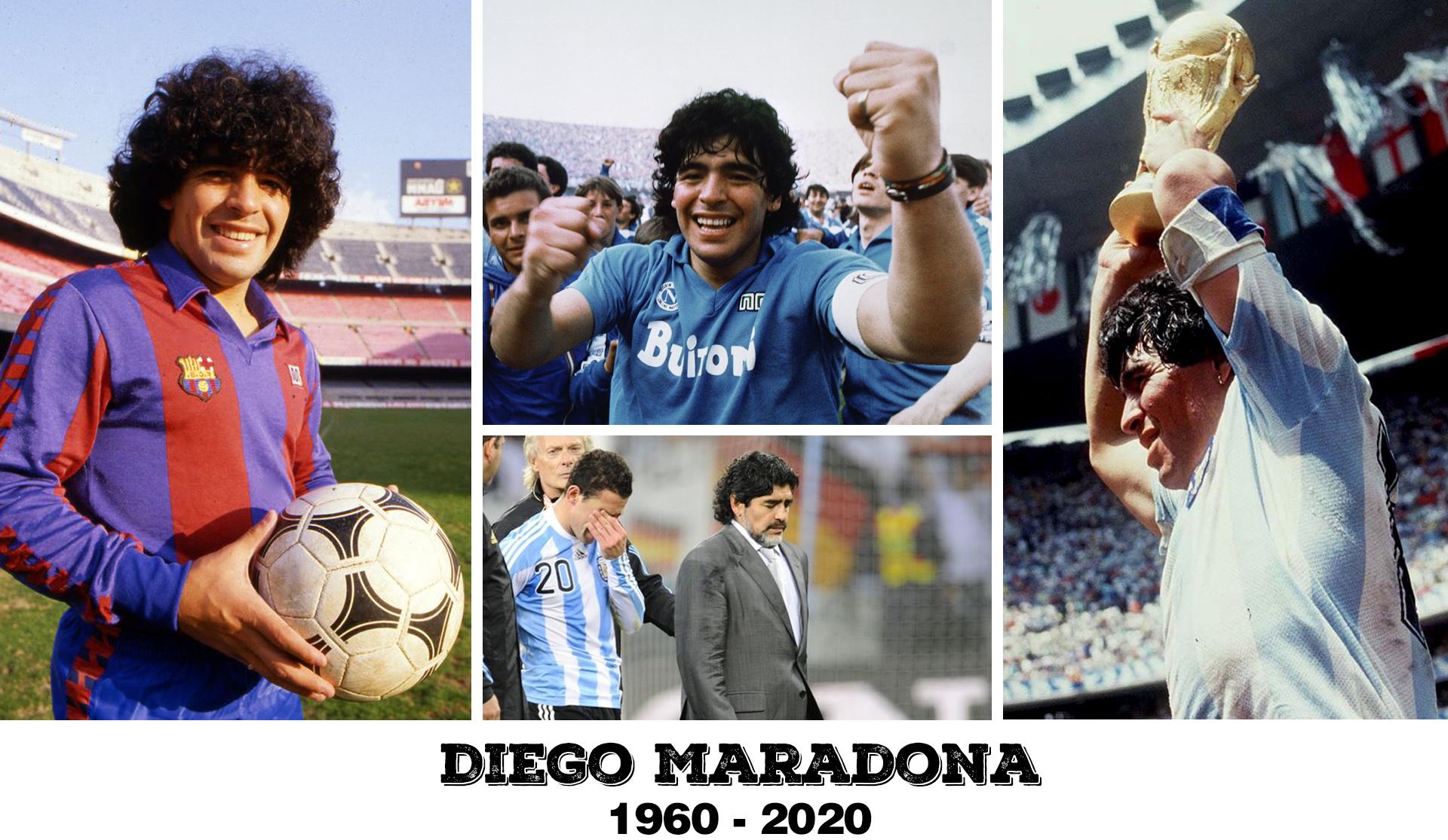 Cảm ơn vì đã đến thế giới này, Diego Maradona -0