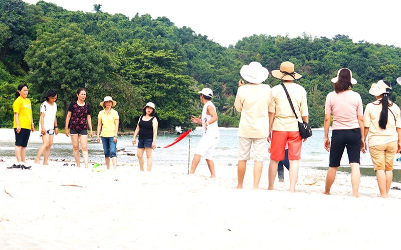 Dấu hiệu phục hồi của ngành du lịch Kiên Giang -0